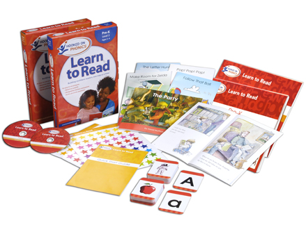 Learn to Read Hooked on Phonics Pre K