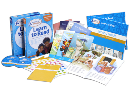 Learn to Read Hooked on Phonics 2nd Grade