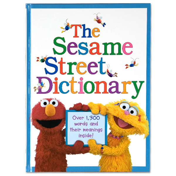 Sesame Street Dictionary