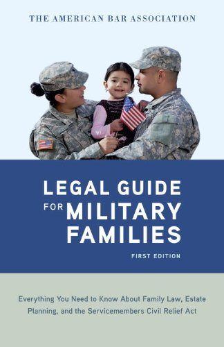Legal Guide for Military Families