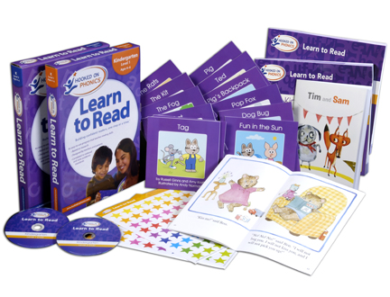 Learn to Read Hooked on Phonics K