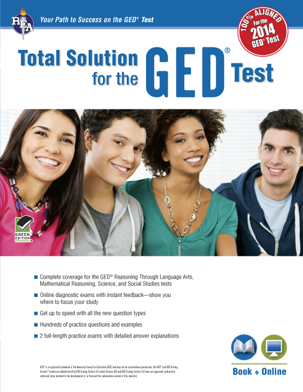 Total Solutions for the GED Test