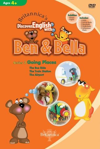 Discover English with Ben & Bella - Going Places
