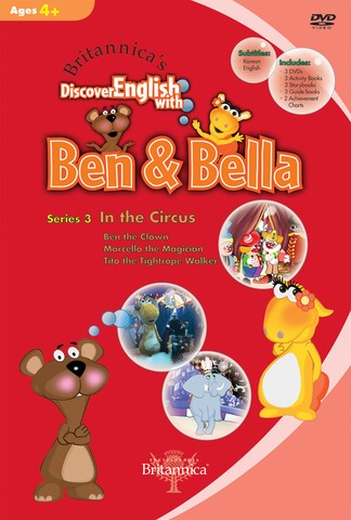 Discover English with Ben & Bella - In the Circus